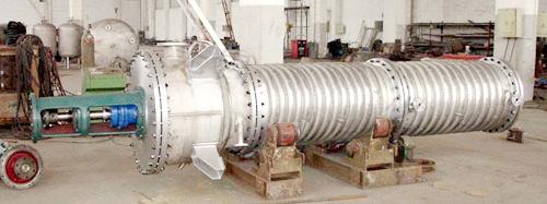Z系列高效旋转薄膜蒸发器