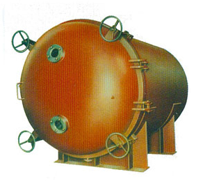 圆筒式干燥器